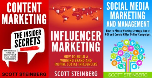Content Influencer Social Media Marketing Training Guides